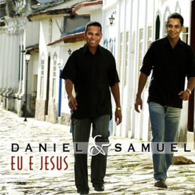 Kit Daniel E Samuel - Eu E Jesus / 1 Cd + 1 Playback