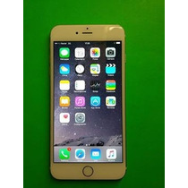 Iphone 6 Plus 64gb Gold Negro Blanco Telcel Iusacell 4g Lte