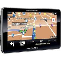 Gps Multilaser Gp038 Tracker 3 Tela 7 Nf Tv Digital Novo Mp3