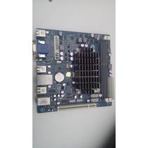 Placa Mãe Sti Ecs Hdc-12/ Amd Ft1/ C70/ Mitx Com Processador