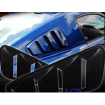 Louver Mustang 2005-2014 1/4 Ventana Lateral