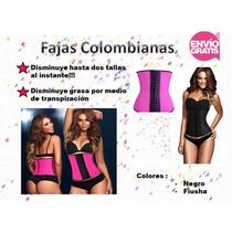Fajas Colombianas Reductora + Envio Gratis!
