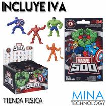 500 Figuras De Acción Marvel Coleccionables - B2981