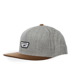 Gorra Vans Mini Full Patch - 36i6o7b - Gris - Unisex