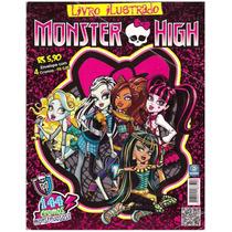 Album De Figurinhas Monster High 2012 - Vazio