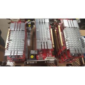 Tarjeta Video Radeon Geforce Ati Nvidia 512mb