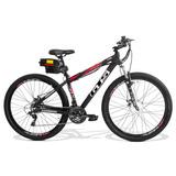 Bicicleta Gtsm1 Advanced Aro 29 Freio A Disco Elétrica Ass.