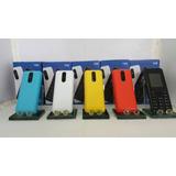 Nokia 108 Zoom Replica Q6 Dual Sim Camara Fm Sd Mp3 Colores