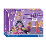Alfombra Musical Dancer Mix - Zippy Toys - Art 9726