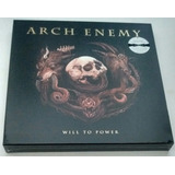 Arch Enemy - Will To Power / Box