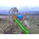 fabrica de parques infantiles de madera
