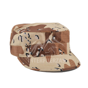 Gorra Militar Quepi Camuflado Varios Colores Fuerzas Armadas