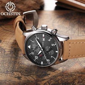 Relógio Masculino Ochtin Importado Social Novo Frete Grátis