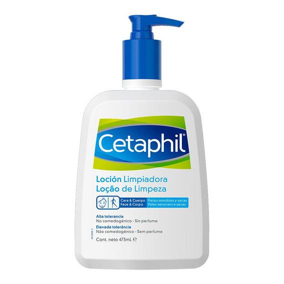 Locion Limpiadora Cetaphil? 473ml Piel Sensible - S/perfume