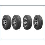Kit X4 Toyo Tires 205/55r17 Proxes Cf2 - 100% Japonesa