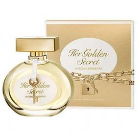 Perfume Her Golden Secret Antonio Banderas Original