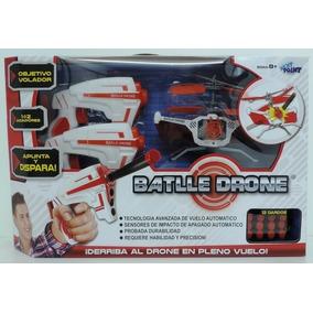 Hovertech Battle Drone Guerra De Drones Disparale En El Aire