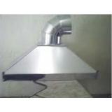 Coifa Completa Com Exaustor Tubulação Apartir R$825,00