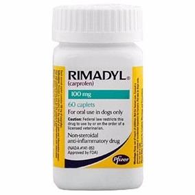 Rimadyl 100 Mg 60 Tabs.
