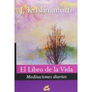 El Libro De La Vida, Krishnamurti, Gaia