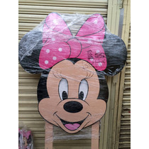 Cabecera Minnie Mouse Infantil Niña Lagunilla