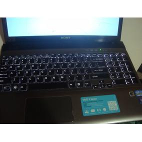 Sony Vaio I5 6gb Ram Notebook Lindo Bastante Rápido Raro