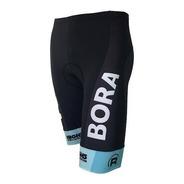 Bermuda Short Ciclismo Bike Bora Barbedo Mtb Speed + Nf