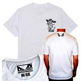Camisa Bad Boy Logo 1990 Antigo Style