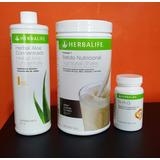 Combo Herbalife Kit 3 Productos, Kit Básico De Nutrición
