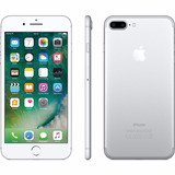 Iphone 7 Plus Silver Prateado 32gb Original C/ Nota Fiscal