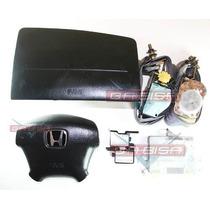 Kit Air Bag Honda Civic 01 05 Bolsas Cintos Modulo