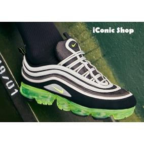Nike Air Vapormax 97 Ropa y Accesorios Negro en Mercado