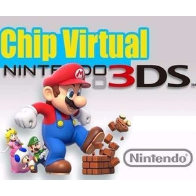 Chip Virtual 3ds New 2ds 20 Minutos Version 11.6