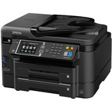 Impresora Epson Workforce Wf Negro