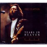 Cd Eric Clapton Tears In Heaven German Cd Single