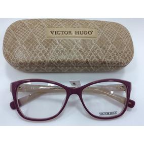 4173e6dc1c755 Oculos De Grau Da Victor Hugo 1674 - Óculos De Grau no Mercado Livre ...