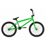 Bicicleta Haro Bikes Bmx Zx-20 Aro 20 - Verde