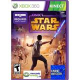 Star Wars Kinect - X360 - Fisico - Mundojuegos