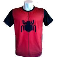 Camiseta Homem-aranha Uniforme Estilizado