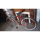 Bicicleta De Aluminio De Carreras 7 Velocidades