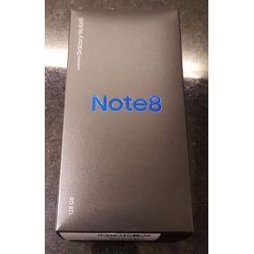 Samsung Galaxy Note 8 128gb 6gb Preto Gear S3 Frontier