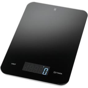 Balança Digital De Cozinha Alta Precisão Preta - Wmf