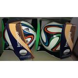 Pelota Balon Adidas Brazuca Omb Mundial 2014