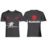 Camiseta Suzuki Hayabasa Gsxr Promoção A Melhor Do Mercado