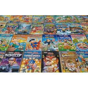 Clássicos Do Cinema Turma Mônica - Diversos Volumes (avulso)