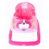 Baby Kits - Andador Para Bebé Puppy Rosado