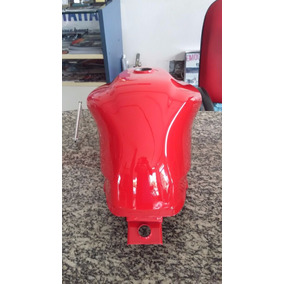 Tanque Combustível Ybr Factor 125 Verm 14 A 16 Original Novo