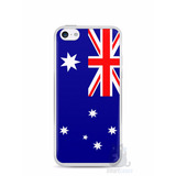 Capa Capinha Case Iphone 5c Bandeira Da Austrália