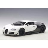Bugatti Veyron Super Sport Pur Blanc 1:18 Autoart Aut-70933