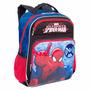 Mochila Escolar Infantil Costas Homem Aranha 64222 Spider G